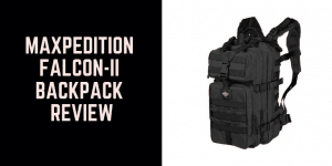 Maxpedition Falcon-II Backpack Review 1