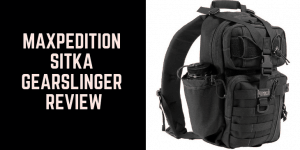 Maxpedition Sitka Gearslinger Review 1