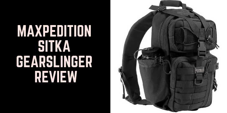 Maxpedition Sitka Gearslinger Review