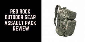 Red Rock Outdoor Gear Assault Pack Review 1