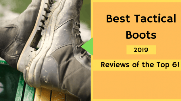 best tactical boots reviews