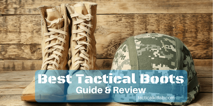 Best Tactical Boots Reviews & Buying Guide