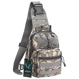 best single sling tactical backpack