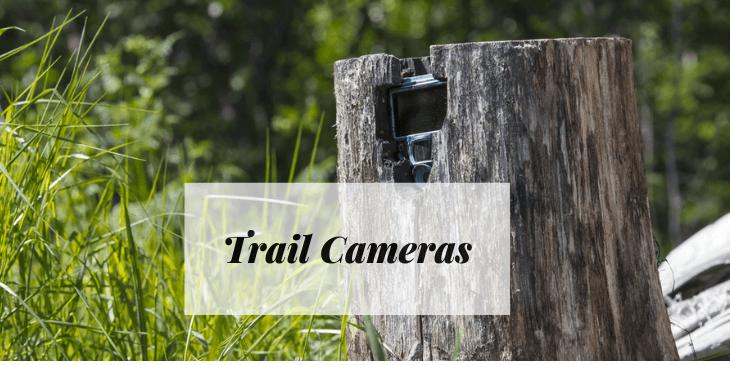 trails cameras