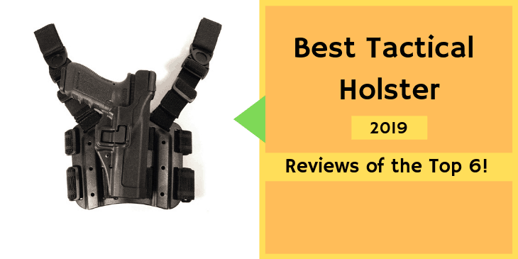 Best Tactical Holster Reviews With Buying Guide