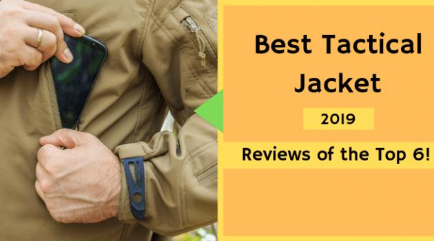 best tactical jacket